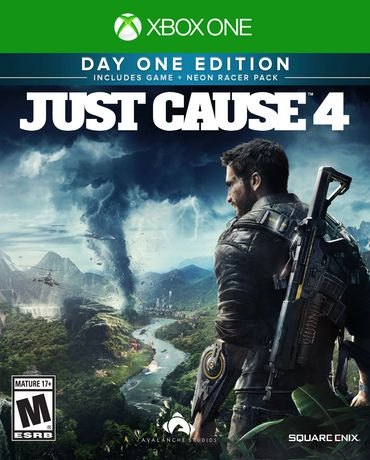 Just Cause 4: Day One Edition (Xbox One) - image 1 of 9