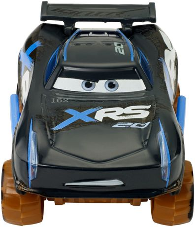 Disney/Pixar Cars XRS Mud Racing Jackson Storm Vehicle