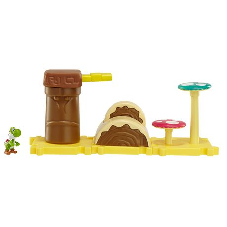 Nintendo Mario Bros U Micro Land 3 Pack Layer Cake