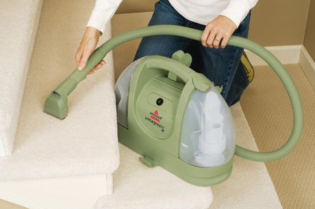 Bissell Little Green 174 Portable Carpet Amp Upholstery Cleaner
