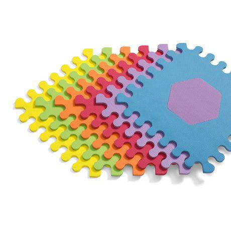 Infantino Llc Infantino Soft Foam Puzzle Mat - image 3 of 4