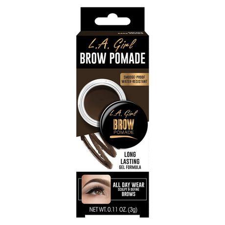 Pommade à sourcils brun foncé LA Girl - image 1 de 1