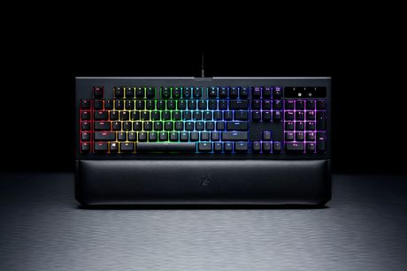 b2cf29a7b9c Razer Blackwidow Chroma V2 Mechanical Gaming Keyboard(Yellow Switch) -  image 1 of 4 ...