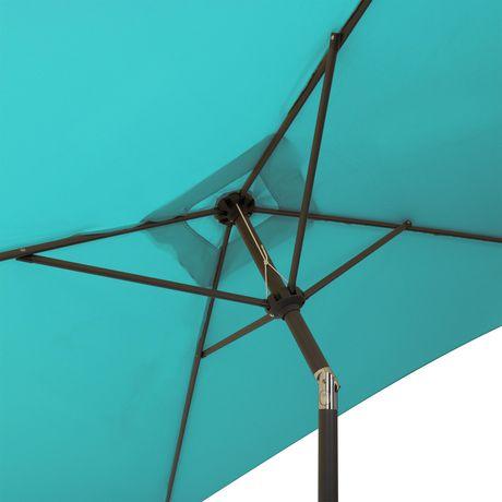 CorLiving 6.5 Ft Square Patio Umbrella - image 5 of 7