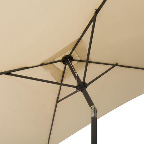 CorLiving 9 Ft Square Patio Umbrella - image 5 of 7