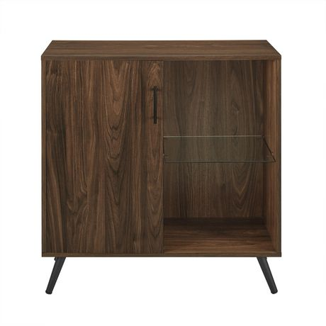 "Manor Park Mid-Century Modern TV Stand Cabinet for TV's up to 32""- Multiple Finishes - image 2 of 8"