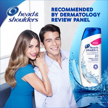 Head & Shoulders Classic Clean 2-in-1 Shampoo & Conditioner - image 5 of 6