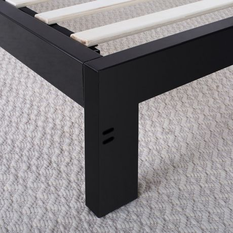 Zinus Metal Platform 2000 Bed Low Profile 10 Inch Height