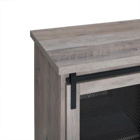 Manor Park Industrial Farmhouse Accent Table and Entryway Table- Multiple Finishes - image 3 of 8