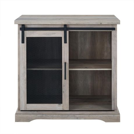 Manor Park Industrial Farmhouse Accent Table and Entryway Table- Multiple Finishes - image 6 of 8