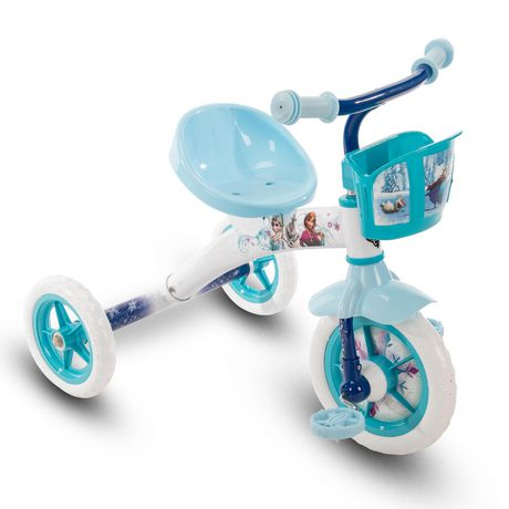Disney Frozen Girls' Steel Tricycle, by Huffy - image 1 of 6