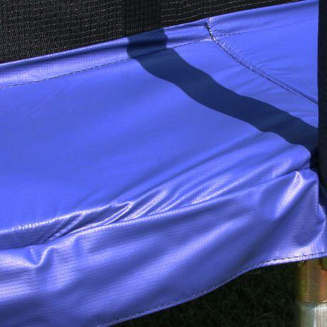 Skywalker Trampolines 14' Blue Round Trampoline And Enclosure - image 6 of 9