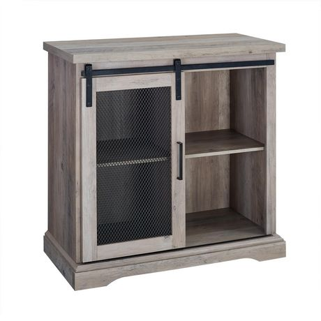 Manor Park Industrial Farmhouse Accent Table and Entryway Table- Multiple Finishes - image 5 of 8
