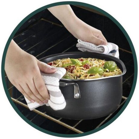 T-fal Stackable 10PC Cookware Set - image 6 of 8