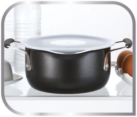 T-fal Stackable 10PC Cookware Set - image 5 of 8