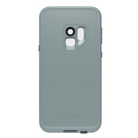 cheaper 3b3ad 9141b LifeProof Fre Case for Samsung Galaxy S9 Drop In (Blue/Lime)
