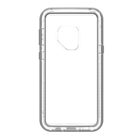 the best attitude 473cf c9f42 LifeProof Next Case for Samsung Galaxy S9 Beach Pebble (Clear/Gray)