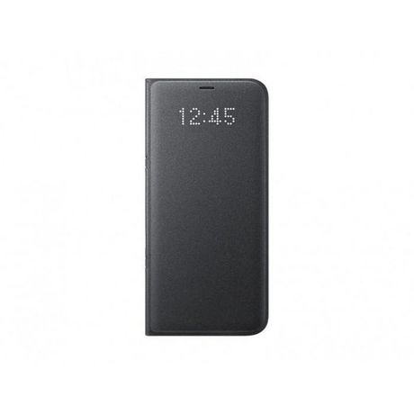 buy online c0487 594c3 Samsung LED View Cover Case for Samsung Galaxy S9+ Purple