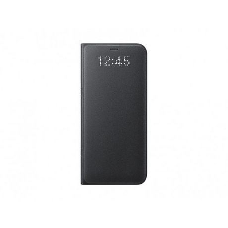 more photos 25998 1c75f Samsung LED View Cover Case for Samsung Galaxy S9+ Black