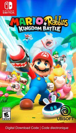 Switch Mario + Rabbids® Kingdom Battle [Download] - image 1 of 1