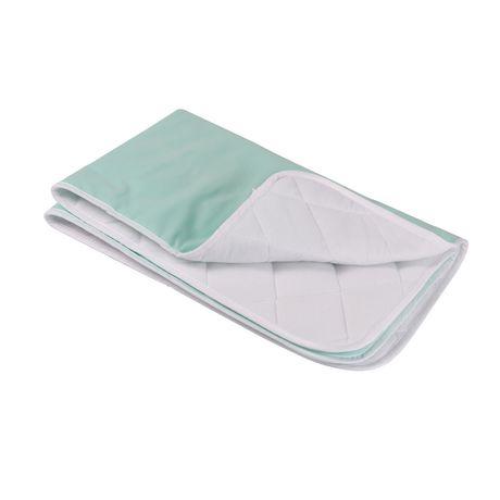 Coussin de lit imperméable matelassé et réutilisable DMI à 4 plis - image 2 de 5