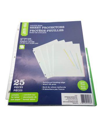 PEN+GEAR Sheet Protectors - image 3 of 5