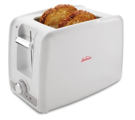 Sunbeam 2 Slice Retractable Cord Toaster Walmart Canada