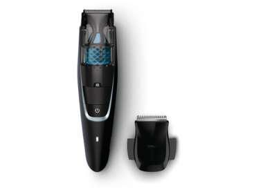 philips bt7201 15 vacuum beard trimmer. Black Bedroom Furniture Sets. Home Design Ideas
