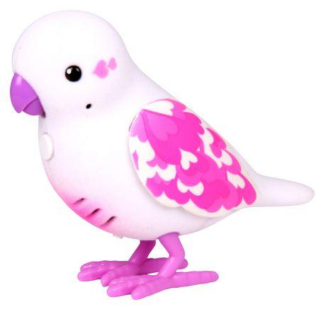 Jouet oiseau Coeur léger Oiseaux qui gazouillent et parlent de Little Live Pets - image 2 de 2