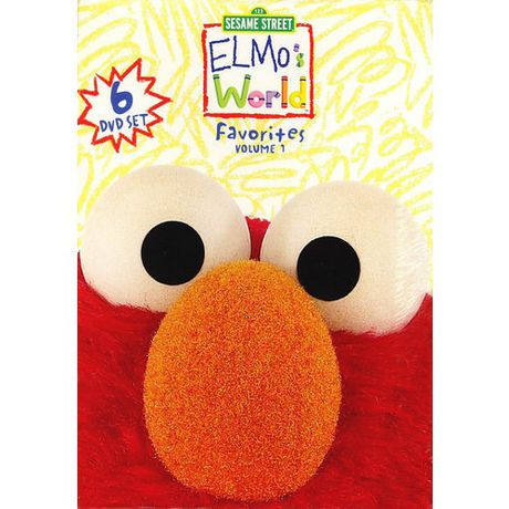 Sesame Street The Best Of Elmos World Collection  Walmart Canada
