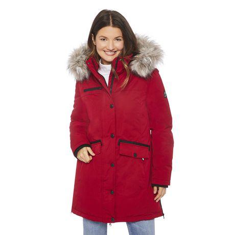 Manteau en laine femme solde