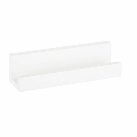 white wall ledge shelf. Black Bedroom Furniture Sets. Home Design Ideas