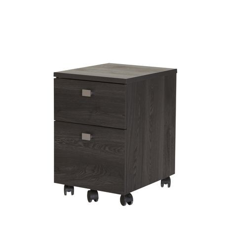 walmart filing cabinet 2 drawer south shore interface 2 drawer mobile file cabinet 28133