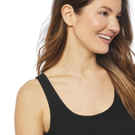 George Women's Ribbed Tank Top - image 4 of 6