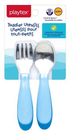 Playtex Baby BPA-Free Toddler Utensils - image 1 of 3