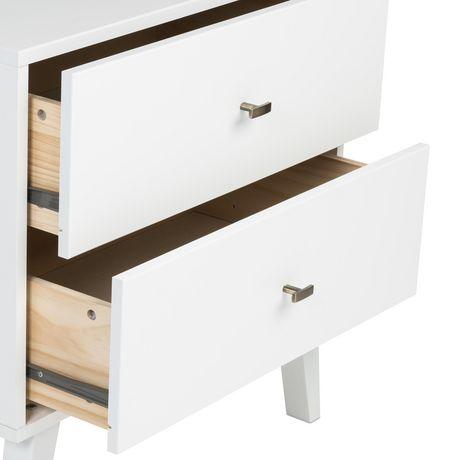 Prepac Milo 4-drawer Chest, White - image 7 of 9