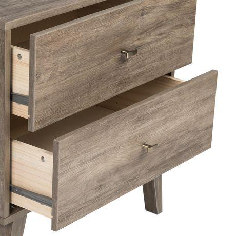 Prepac Milo 6-drawer Dresser, White - image 7 of 9