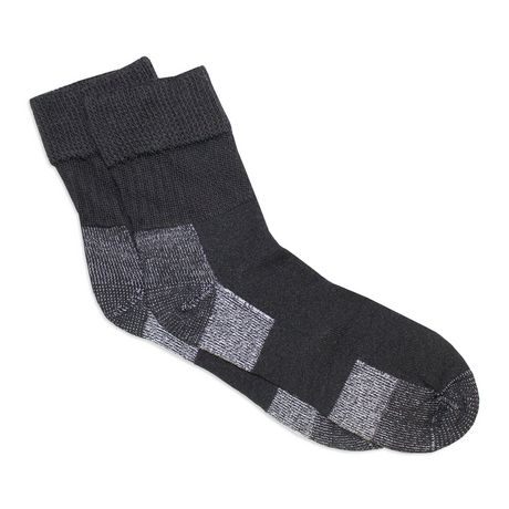 Dr.Scholl's Men's 2 Pair Advanced Relief Diabetic And Circulatory Ankle Socks - image 1 of 2