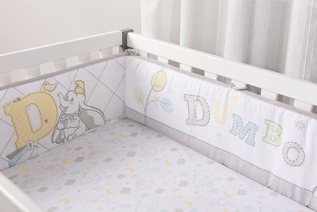 Disney Dumbo Versatile Crib Bumper Walmart Canada