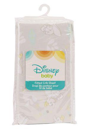 Drap de contour pour lit de bébé de Disney Dumbo - image 2 de 3