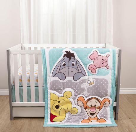 Winnie The Pooh Disney Pooh Crib Sheet And Ruffle Set