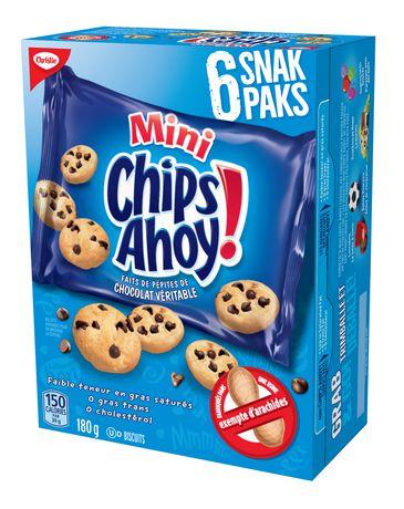Mr. Christie Snak Paks Mini Chips Ahoy! - image 2 of 6