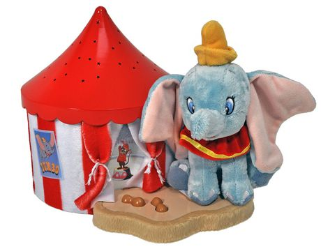 Disney Baby Dumbo The Elephant Stars Soother - image 2 of 4