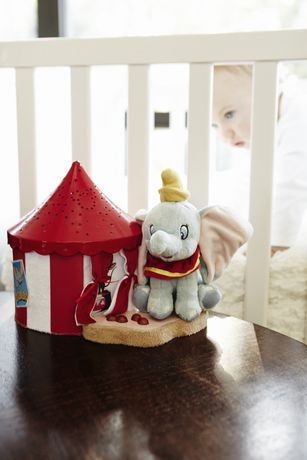 Disney Baby Dumbo The Elephant Stars Soother - image 3 of 4