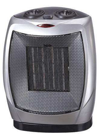Walmart Royal Sovereign Oscillating Ceramic Heater $18 (Reg. $44.97)