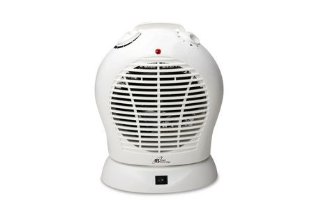 Royal Sovereign Oscillating Fan Heater by Royal Sovereign
