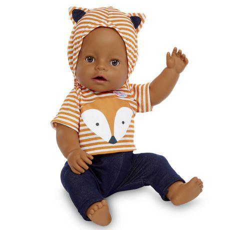 BABY born Interactive Boy – Brown Eyes with 9 Ways to Nurture - image 3 of 4