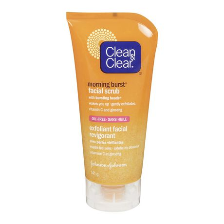 Clean & CLEAR® Morning BURST® Facial Scrub, 141 G - image 1 of 1