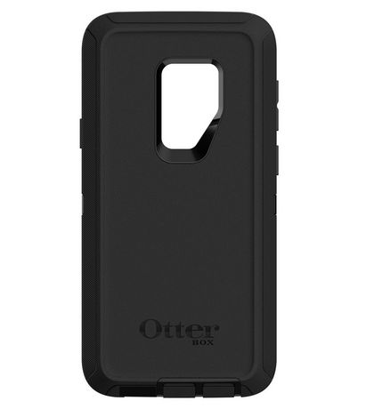 pretty nice a97fa 9be4c Otterbox Defender for Samsung GS9 plus Black