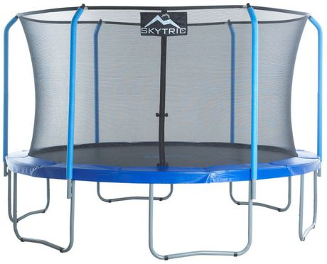 """""""SKYTRIC"""" 13 Ft. Trampoline with Top Ring Enclosure System Equipped with The """" Easy Assemble Feature"""" - image 1 of 6"""